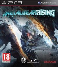 Metal Gear Rising: Revengeance uncut (PS3)