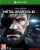Metal Gear Solid 5: Ground Zeroes uncut (Xbox One)