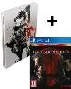 Metal Gear Solid 5: The Phantom Pain Steelbook Edition uncut inkl. Bonus DLC Pack