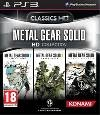Metal Gear Solid HD Collection uncut (PS3)