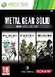 Metal Gear Solid HD Collection uncut (Xbox360)