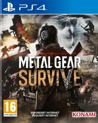 Metal Gear Survive Day 1 Bonus Edition uncut (PS4)