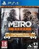 Metro Redux: Metro Last Light + Metro 2033 uncut (PS4)