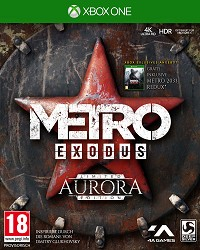 Metro: Exodus Aurora AT uncut (Xbox One)