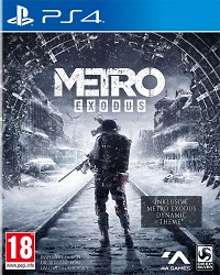 Metro: Exodus Day 1 AT Bonus Edition uncut (PS4)