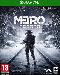 Metro: Exodus Day 1 AT Bonus Edition uncut + Thumbgrips (Xbox One)