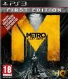 Metro: Last Light Limited First Edition uncut inkl. Bonus DLC (PS3)