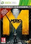 Metro: Last Light Limited First Edition uncut inkl. Bonus DLC (Xbox360)
