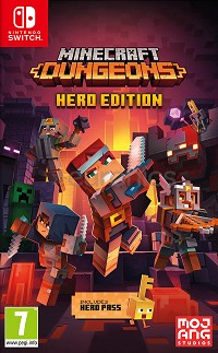 Minecraft Dungeons Hero Edition (Nintendo Switch)