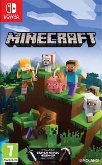 Minecraft: Nintendo Switch Edition (Nintendo Switch)