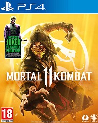 Mortal Kombat 11 Bonus Joker Edition uncut (PS4)
