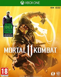 Mortal Kombat 11 Bonus Joker Edition uncut (Xbox One)