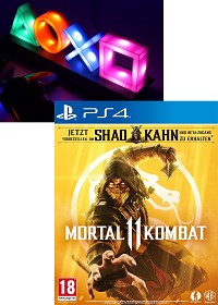 Mortal Kombat 11 Day One Shao Khan FAN uncut Edition (PS4)