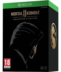 Mortal Kombat 11 Kollectors Edition uncut (Xbox One)