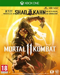 Mortal Kombat 11 Limited Day 1 Edition uncut inkl. Shao Kahn (Xbox One)