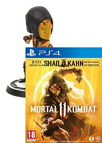 Mortal Kombat 11 Scorpion Day One Shao Khan uncut Edition (PS4)