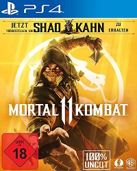 Mortal Kombat 11 Limited Day 1 Edition uncut inkl. Shao Kahn (USK) (PS4)