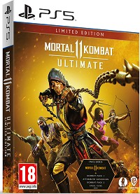 Mortal Kombat 11 Ultimate Limited Day 1 Bonus Edition uncut (PS5™)