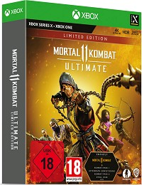 Mortal Kombat 11 Ultimate Limited Day 1 Bonus Edition uncut (Xbox One)
