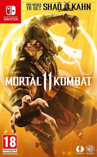 Mortal Kombat 11 Limited Day 1 Edition uncut inkl. Shao Kahn (Nintendo Switch)