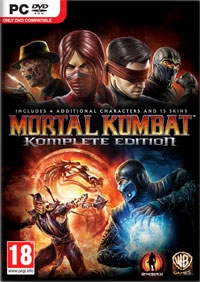 Mortal Kombat 9 Komplete uncut (PC Download)