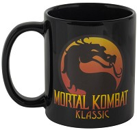 Mortal Kombat Heat Reactive Tasse (Merchandise)
