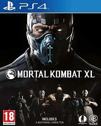 Mortal Kombat XL Bonus Edition uncut (PS4)