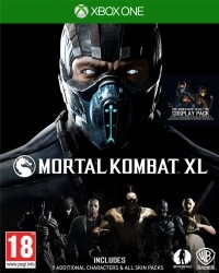 Mortal Kombat XL AT uncut (Xbox One)