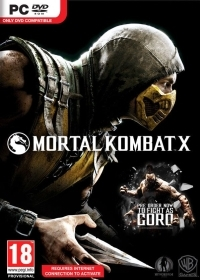 Mortal Kombat X D1 uncut inkl. Goro DLC (PC Download)