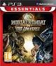 Mortal Kombat vs. DC Universe essentials uncut (PS3)