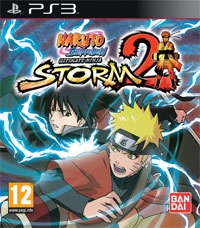 NARUTO Shippuden: Ultimate Ninja Storm 2 PEGI essentials (PS3)