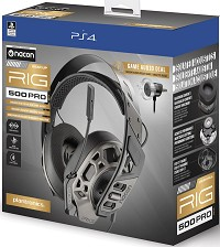 Nacon PS4 Headset RIG 500 PRO Limited Edition (PS4)