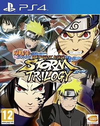 Naruto Shippuden: Ultimate Ninja Storm Trilogy (PS4)