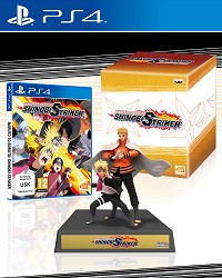 Naruto to Boruto: Shinobi Striker Uzumaki Collectors Edition inkl. 2 Boni (PS4)