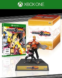 Naruto to Boruto: Shinobi Striker Uzumaki Collectors Edition inkl. 2 Boni (Xbox One)