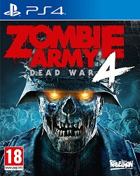 Nazi Zombie Army 4: Dead War uncut (PS4)