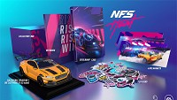 Need for Speed Heat Ultimate Box (enthält kein Spiel) (Merchandise)