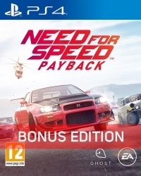 Need for Speed Payback + Car Pack (PS4)