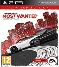 Need for Speed: Most Wanted (2012) Limited Edition EU (PS3)