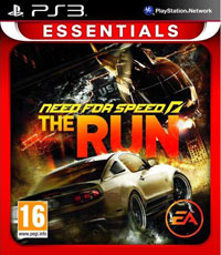 Need for Speed: The Run Essentials uncut Edition (PS3)