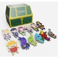 Ni No Kuni II Chest Box Pin Badge Set (Merchandise)