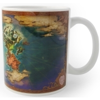 Ni No Kuni II World Map Tasse (Merchandise)
