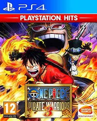 One Piece: Pirate Warriors 3 (Playstation Hits) (PS4)