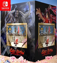 One Piece: Pirate Warriors 4 Kaido Collectors Edition (EU Import) (Nintendo Switch)
