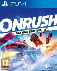 Onrush Day 1 Edition inkl. Bonus (PS4)