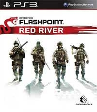 Operation Flashpoint 3: Red River uncut (PS3)