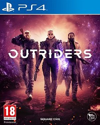 Outriders Limited Edition uncut + Art-Card-Set (PS4)