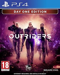 Outriders Day 1 Edition uncut (PS4)