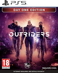 Outriders Day 1 Edition uncut (PS5™)