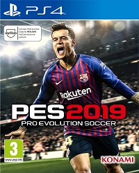 PES 2019: Pro Evolution Soccer inkl. Boni (PS4)